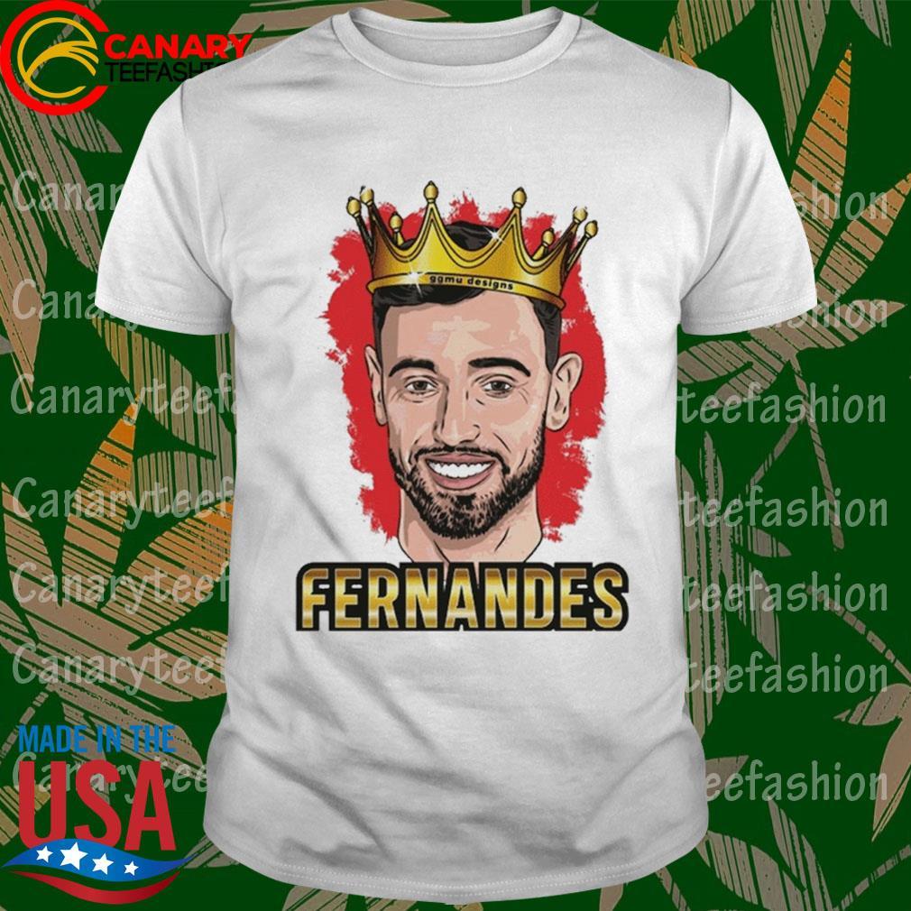 Bruno Fernandes Portuguese footballer shirt