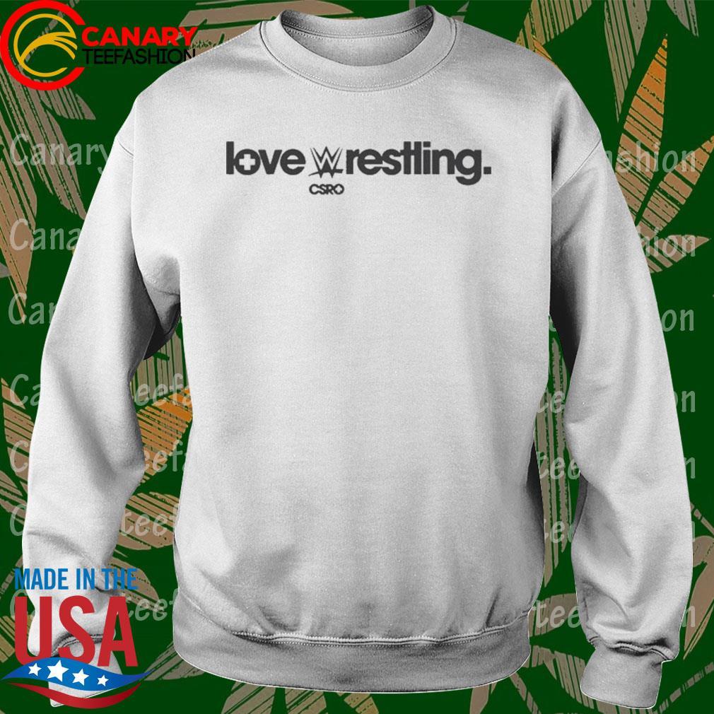 Cesaro Love Wrestling Csro s Sweatshirt
