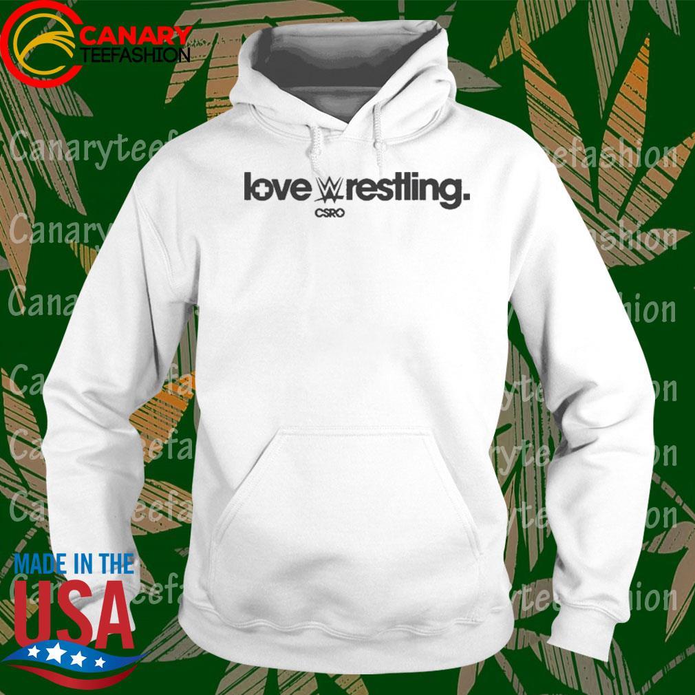 Cesaro Love Wrestling Csro s hoodie