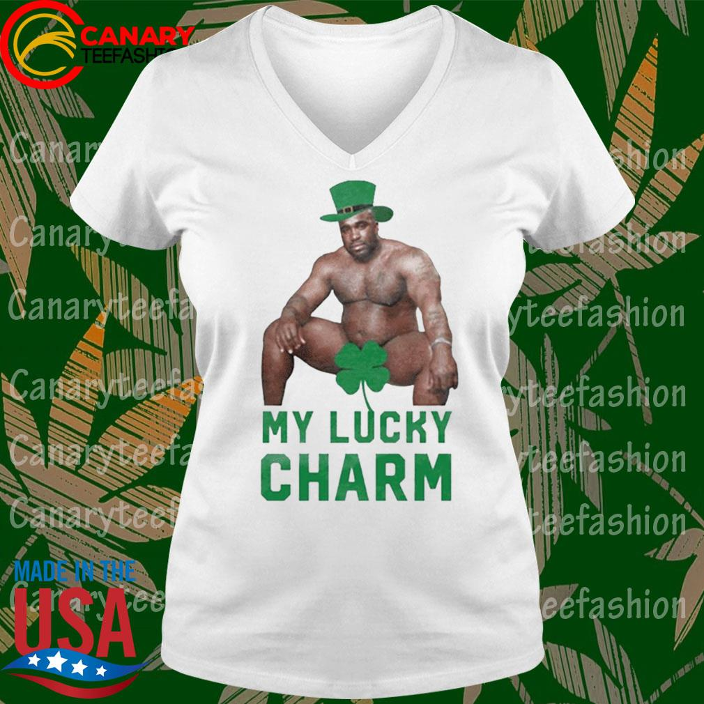 My Lucky Charm St. Patrick's Day s Ladytee