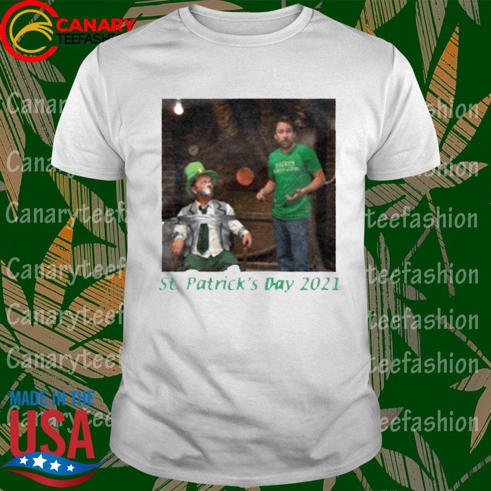 St. Patrick's Day 2021 shirt