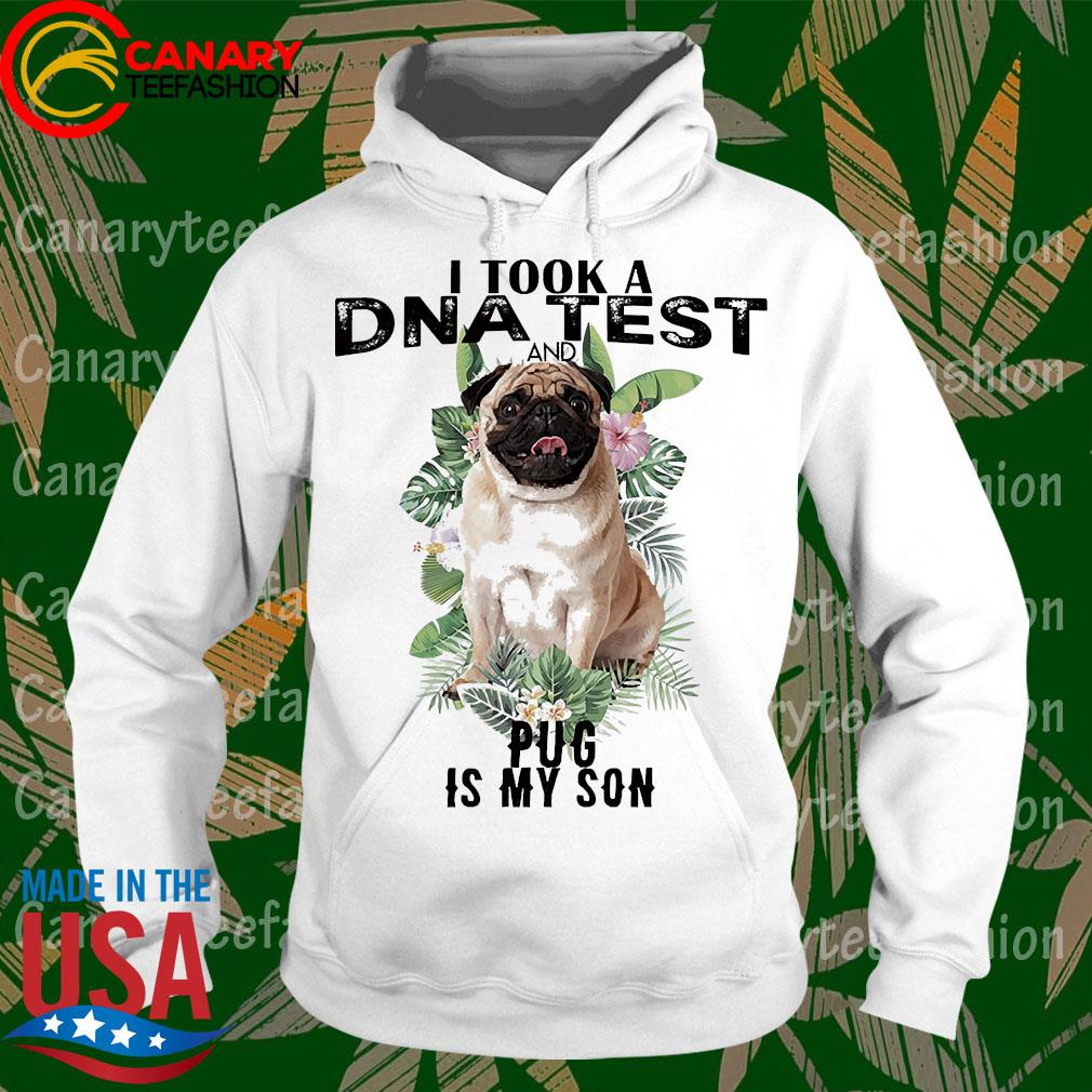 I took a dna test and Plug is my son s hoodie