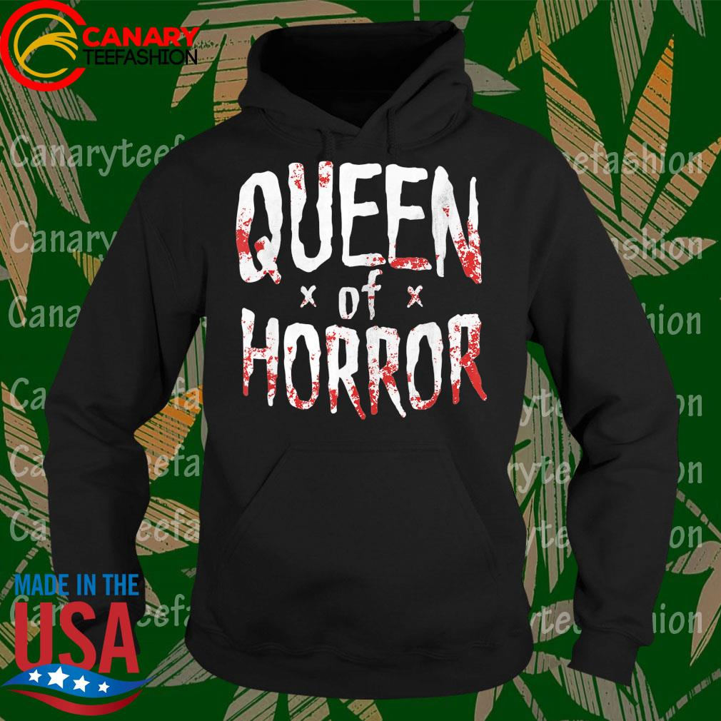 Original Queen of Horror s Hoodie