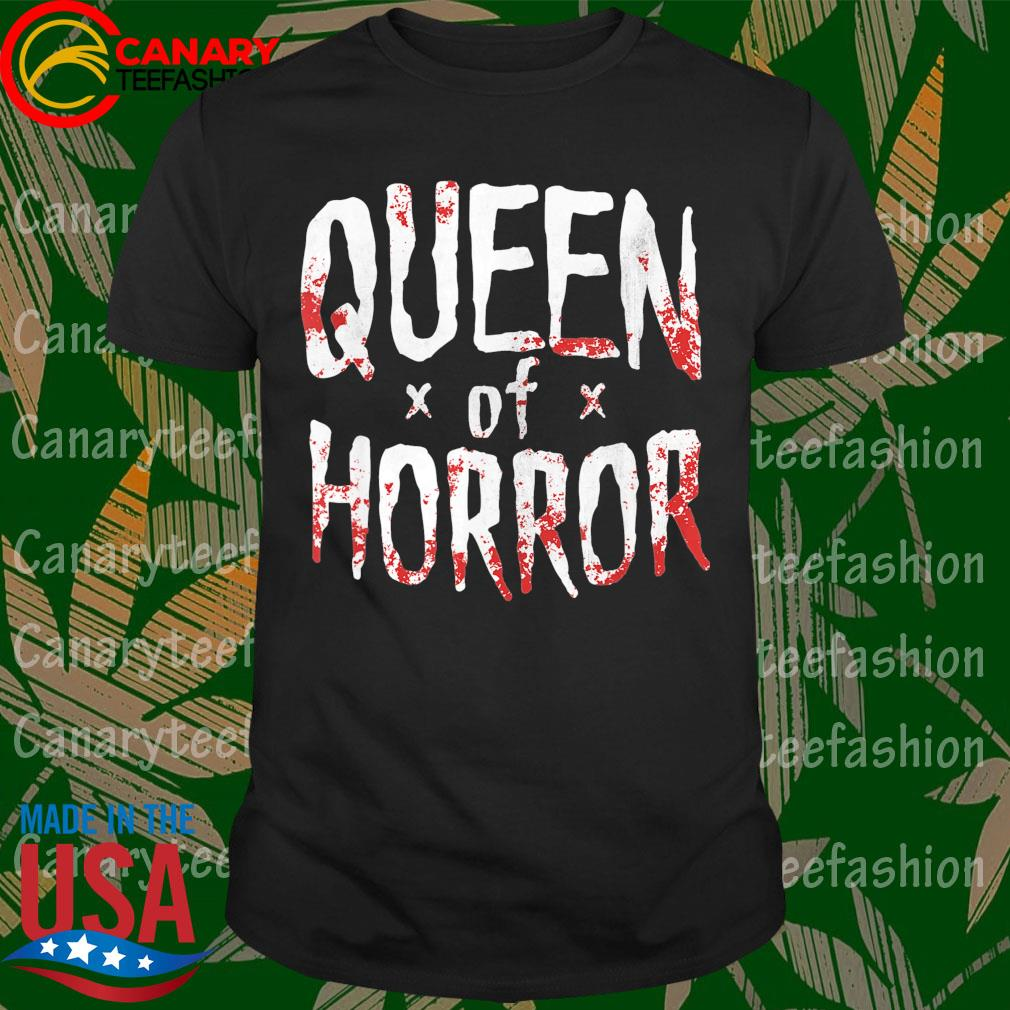 Original Queen of Horror shirt