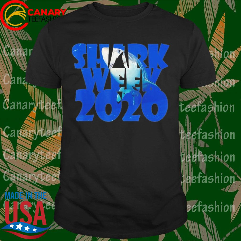 Shark Week 2020 shirt