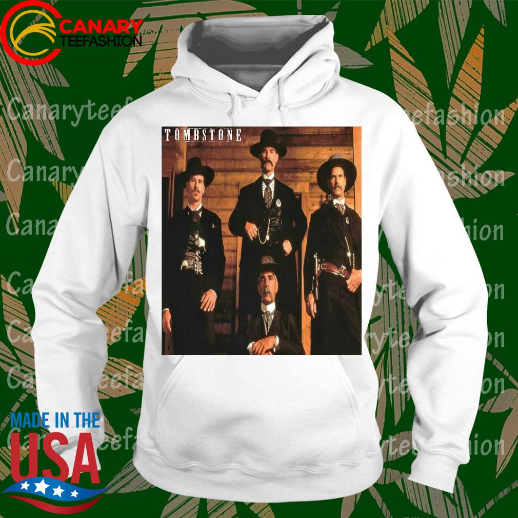 Tombstone Movie s hoodie