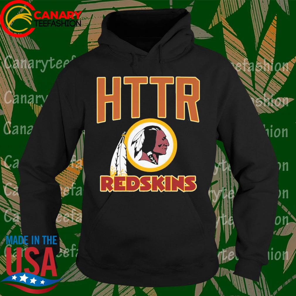 Washington HTTR Redskins s Hoodie