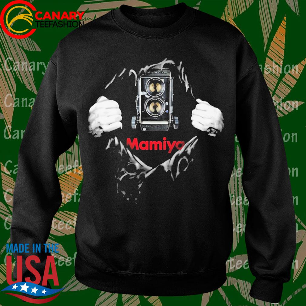 Blood inside me Mamiya s Sweatshirt