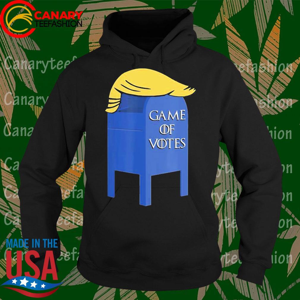 Game of Votes Anti Trump Biden s Hoodie