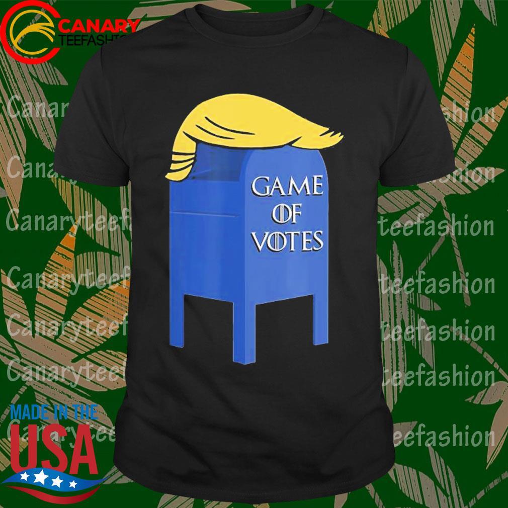 Game of Votes Anti Trump Biden shirt