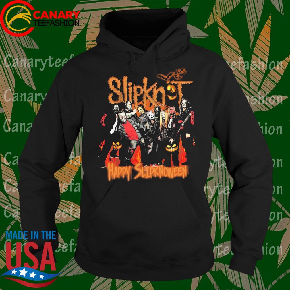 Halloween Slipknot Happy Slupknoween s Hoodie