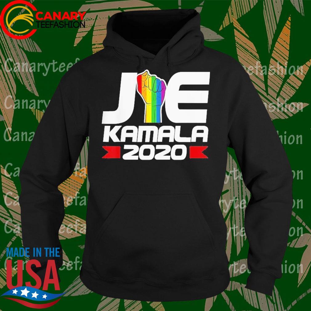 LGBT Joe Biden Kamala 2020 s Hoodie