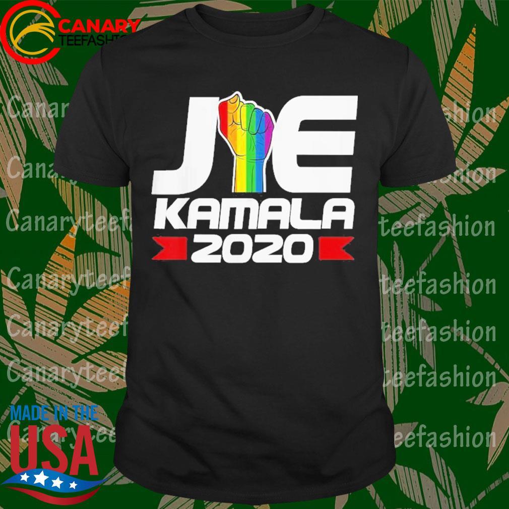LGBT Joe Biden Kamala 2020 shirt