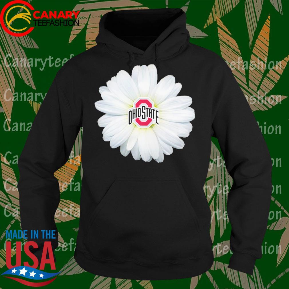Ohio State Buckeyes Flower s Hoodie