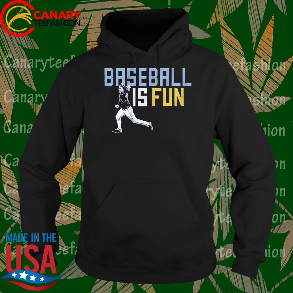 Official Brett Phillips Baseball is Fun s Hoodie