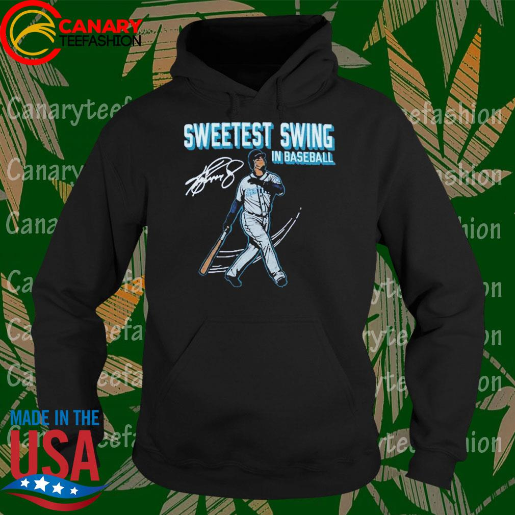 Sweetest Swing in Baseball signature s Hoodie