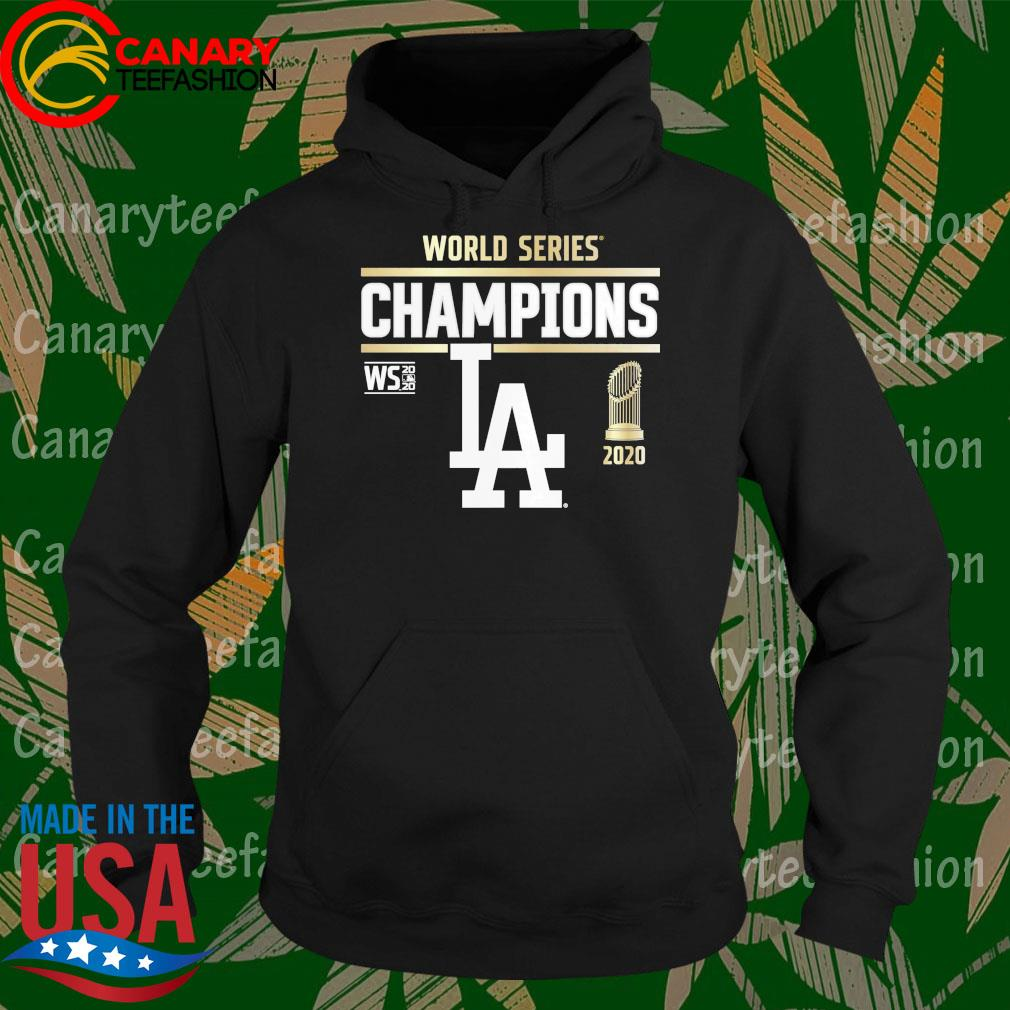 World Series Champions Los Angeles Dodgers 2020 s Hoodie